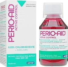 Духи, Парфюмерия, косметика Ополаскиватель для полости рта - Dentaid Perio-Aid Active Control