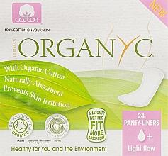 Духи, Парфюмерия, косметика УЦЕНКА! Ежедневные гигиенические прокладки в индивидуальной упаковке, 24 шт - Corman Organyc Light Flow*