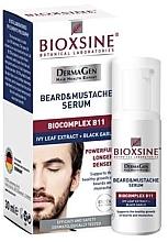 Духи, Парфюмерия, косметика Сыворотка для бороды и усов - Biota Bioxsine Dermagen Beard & Mustache Serum