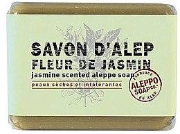 Духи, Парфюмерия, косметика Алеппское мыло с ароматом жасмина - Tade Aleppo Jasmine Scented Soap