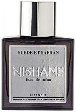 Духи, Парфюмерия, косметика Nishane Suede et Safran - Духи (тестер с крышечкой)