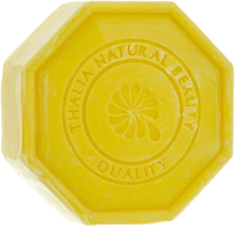 Натуральное мыло с экстрактом фисташек - Thalia Terebinth Natural Skin Soap