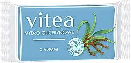 Духи, Парфюмерия, косметика Глицериновое мыло с водорослями - Vitea Glycerin Soap