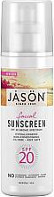 Духи, Парфюмерия, косметика УЦЕНКА Натуральное солнцезащитное средство - Jason Natural Cosmetics Sunscreen SPF 20 *