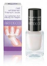 Духи, Парфюмерия, косметика Пастельный лак для оптического осветления ногтей - Artdeco Nail Whitener French Look (тестер)