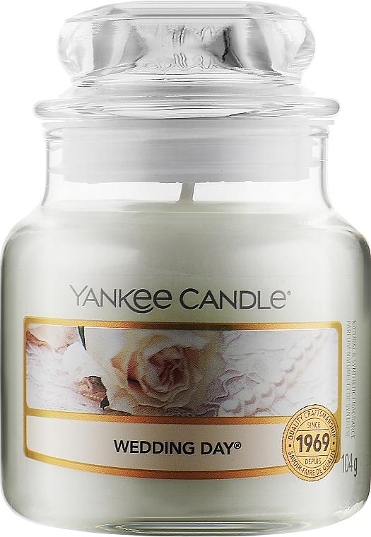 Ароматическая свеча в банке - Yankee Candle Large Jar Wedding Day