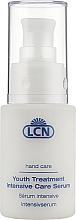 Духи, Парфюмерия, косметика Сыворотка для интенсивного увлажнения кожи рук - LCN Youth Treatment Intensive Care Serum