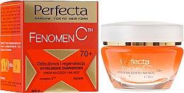 Духи, Парфюмерия, косметика Крем для зрелой кожи - Perfecta Fenomen C 70+ Cream