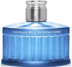 Духи, Парфюмерия, косметика Laura Biagiotti Blu di Roma Uomo - Туалетная вода (тестер с крышечкой)