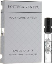Духи, Парфюмерия, косметика Bottega Veneta Pour Homme Extrême - Туалетная вода (пробник)