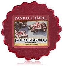 Духи, Парфюмерия, косметика Ароматический воск - Yankee Candle Wax Frosty Gingerbread