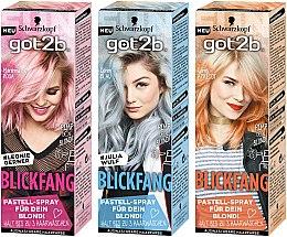 Духи, Парфюмерия, косметика Тонирующий спрей для волос - Got2b Blickfang Pastell-Spray