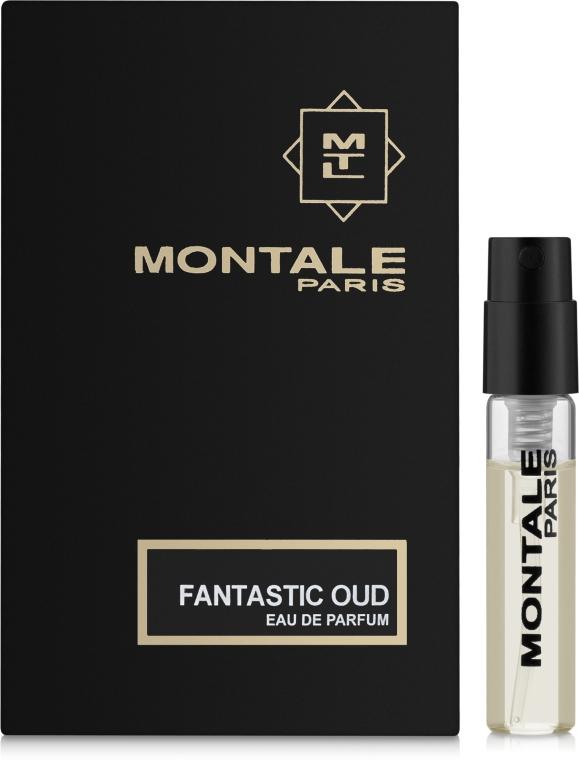 Montale Fantastic Oud - Парфюмированная вода (пробник)