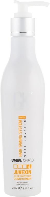 Кондиционер для окрашенных волос с защитой от УФ-лучей - GKhair Juvexin Color Protection Conditioner