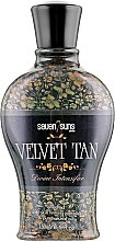 Духи, Парфюмерия, косметика Крем-активатор для загара в солярии с японской формулой молодости - 7Suns Velvet Tan