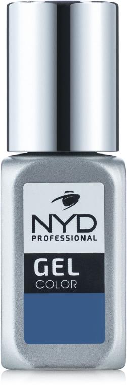 Гель-лак для ногтей - NYD Professional Gel Color
