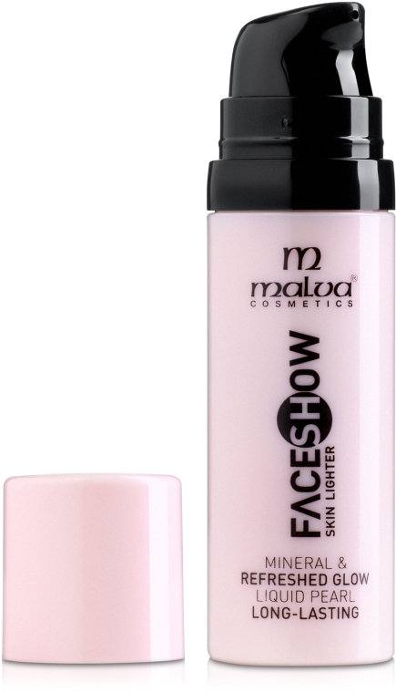 Хайлайтер жидкий - Malva Cosmetics Face Show Liquid Highlighter