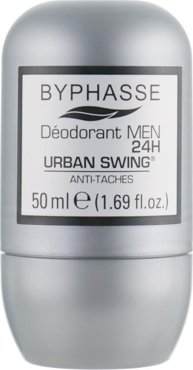 """Мужской дезодорант роликовый """"Городской"""" - Byphasse 24h Deodorant Man Urban Swing"""