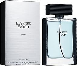 Prestige Paris Elysees Wood - Парфумована вода — фото N2