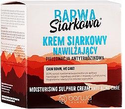 Духи, Парфюмерия, косметика Увлажняющий крем для лица - Barwa Anti-Acne Moisturizing Face Cream