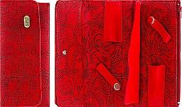 Духи, Парфюмерия, косметика Футляр для парикмахерских инструментов, 77407, красный - SPL