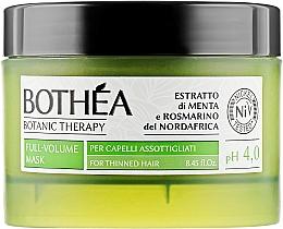 Духи, Парфюмерия, косметика Маска для придания объема волосам - Bothea Botanic Therapy Full-Volume Mask pH 4.0