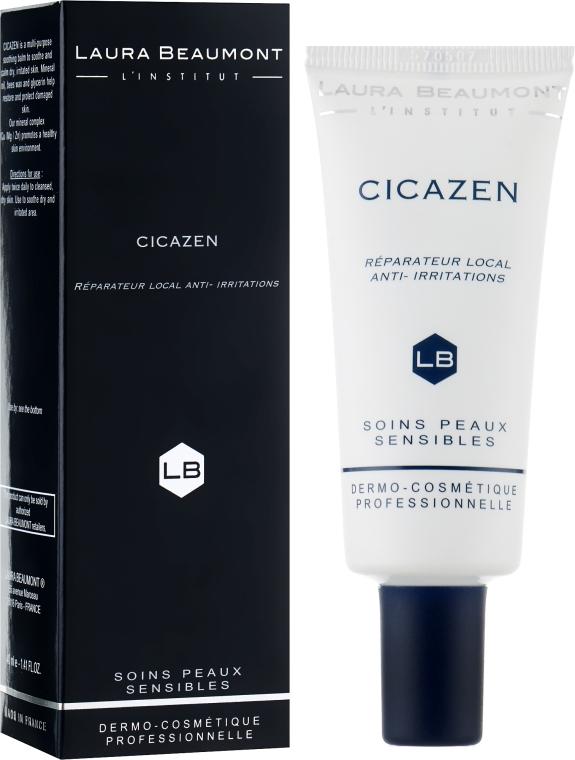 Бальзам для чувствительной кожи - Laura Beaumont Cicazen Réparateur Local Anti-Irritations