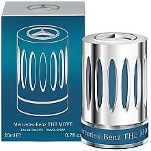 Духи, Парфюмерия, косметика Mercedes-Benz The Move Men Travel Edition - Туалетная вода