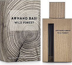 Парфумерія, косметика Armand Basi Wild Forest - Туалетна вода