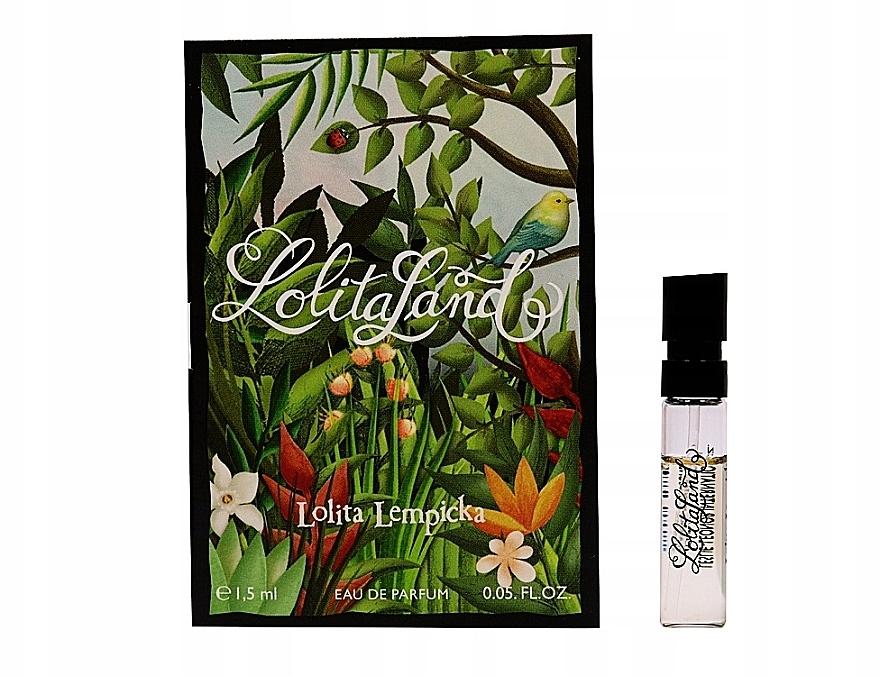 Lolita Lempicka LolitaLand - Парфюмированная вода (пробник)