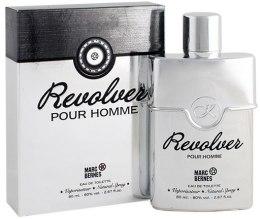 Духи, Парфюмерия, косметика Marc Bernes Revolver Pour Homme - Туалетная вода