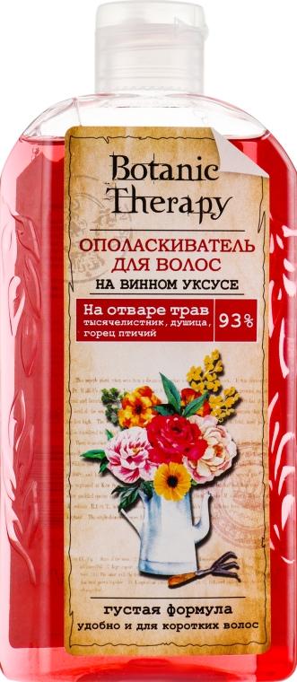Ополаскиватель для волос на винном уксусе - Modum Botanic Therapy