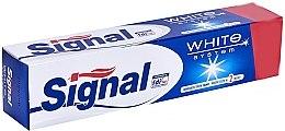 Духи, Парфюмерия, косметика Зубная паста - Signal White System Toothpaste