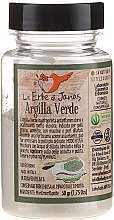 Духи, Парфюмерия, косметика Зеленая глина для лица - Le Erbe di Janas Green Clay (в банке)