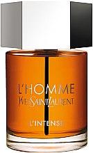 Духи, Парфюмерия, косметика Yves Saint Laurent L'Homme L'Intense - Парфюмированная вода
