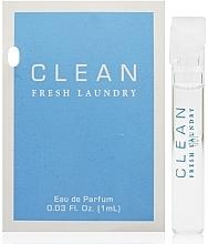 Духи, Парфюмерия, косметика Clean Fresh Laundry - Парфюмированная вода (пробник)