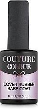 Духи, Парфюмерия, косметика Камуфлирующая каучуковая основа для гель-лака - Couture Colour Cover Rubber Base Coat