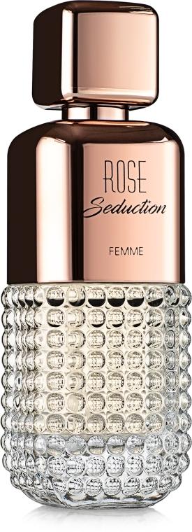 Fragrance World Rose Seduction - Парфюмированная вода