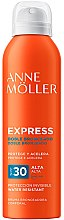 Духи, Парфюмерия, косметика Спрей для ускорения загара - Anne Moller Express Bruma Body Tanning Spray SPF30
