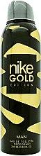 Духи, Парфюмерия, косметика Nike Gold Edition Man - Дезодорант
