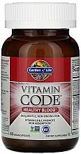Духи, Парфюмерия, косметика Пищевая добавка - Garden of Life Vitamin Code Healthy Blood