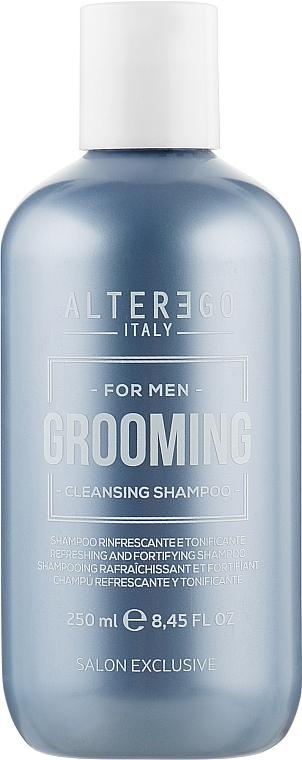 Очищающий шампунь для мужчин - Alter Ego Grooming