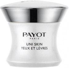 Парфумерія, косметика Бальзам для удосконалення шкіри обличчя, з ефектом вирівнювання - Payot Uni Skin Yeux Levres