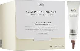 Духи, Парфюмерия, косметика Сыворотка-пилинг для кожи головы - La'dor Scalp Scaling Spa Hair Ampoule