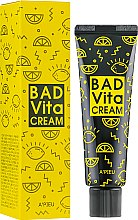 Духи, Парфюмерия, косметика Лечебный витаминный крем - A'pieu Bad Vita Cream