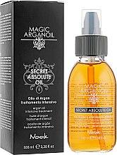 Масло для интенсивного лечения - Nook Magic Arganoil Absolute Oil — фото N1