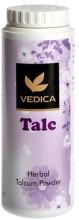 Духи, Парфюмерия, косметика Тальк для ног и тела - Veda Vedica Herbal Talcum Powder