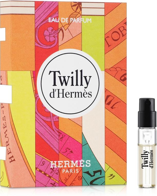 Hermes Twilly d`Hermes - Парфюмированная вода (пробник)