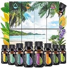 Духи, Парфюмерия, косметика Набор эфирных масел - O'Linear Essential Oils Set