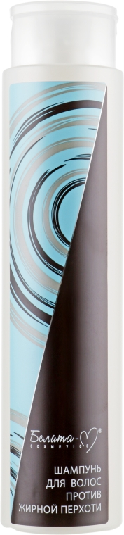 Шампунь для волос против жирной перхоти - Белита-М
